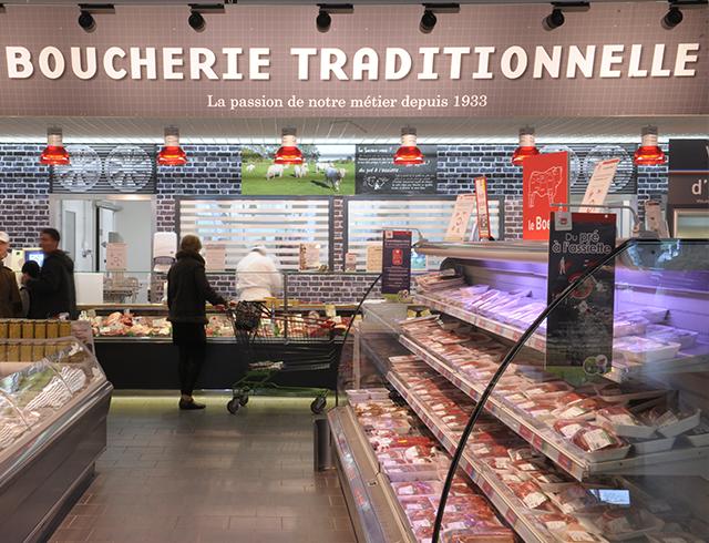 Boucherie Lyon : Boucheries André, tous nos magasins de