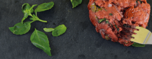 tartare de boeuf aux tomates séchées